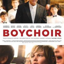 Boychoir: la nuova locandina del film