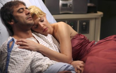 Grey's Anatomy: 10 coppie da batticuore