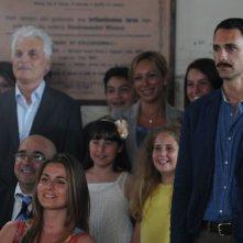 La scelta: Raoul Bova e Michele Placido in una scena del film