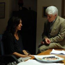 La scelta: Ambra Angiolini con Michele Placido in una scena del film