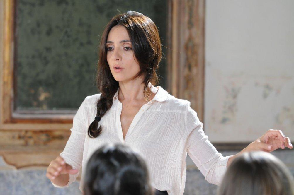 La scelta: Ambra Angiolini è Laura in una scena del film