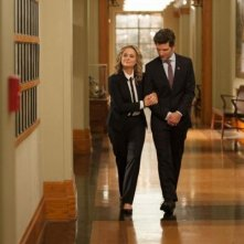 Parks and Recreation: Amy Poehler e Adam Scott in One Last Ride