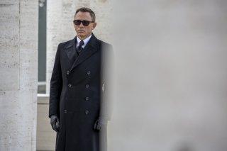 Spectre: Daniel Craig a Roma in un momento delle riprese