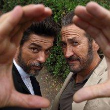 Se Dio Vuole: Alessandro Gassman e Marco Giallini in una foto promozionale