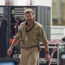Hugh Jackman nel ruolo di Vincent in una scena di Humandroid