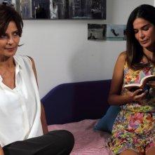 Se Dio Vuole: Laura Morante e Ilaria Spada in una scena del film