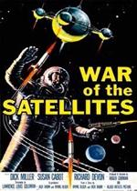 Locandina di Guerra dei satelliti