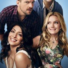 Weird Loners: il cast della serie