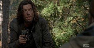 The Walking Dead: uno dei Lupi del finale si stagione 5