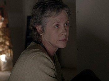 The Walking Dead: Melissa McBride nel finale della stagione 5