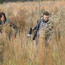 The Walking Dead: Ross Marquand e nel finale della stagione 5