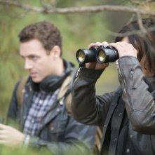 The Walking Dead: Norman Reedus con Ross Marquand nel finale della stagione 5
