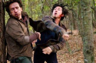 The Walking Dead: Gleen e Nicholas nel finale di stagione 5
