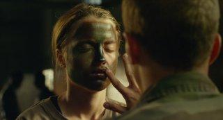 The Fighters - Addestramento di vita: Adele Haenel in una suggestiva scena del film