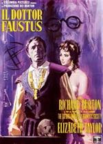 Locandina di Il dottor Faustus