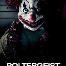 Poltergeist - poster con il clown