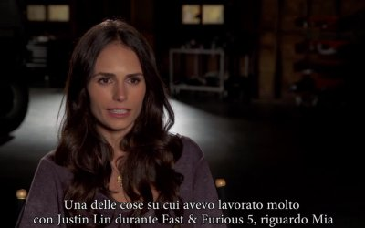 Intervista Jordana Brewster - Fast and Furious 7