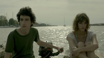 Short Skin: Matteo Creatini in una scena del film insieme a Francesca Agostini