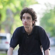 Short Skin: il protagonista del film, Matteo Creatini, in una scena del film