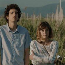 Short Skin: Matteo Creatini in una scena insieme a Francesca Agostini