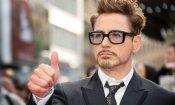 Robert Downey Jr, i cinquant'anni di un  ex bad boy