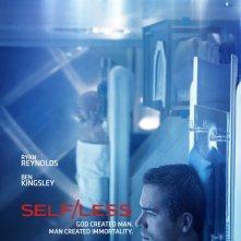 Self/less: il secondo poster originale