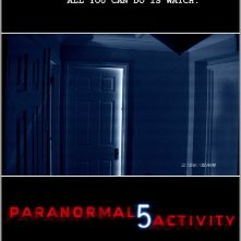 Locandina di Paranormal Activity: The Ghost Dimension