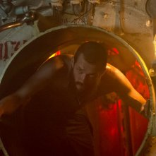 Black Sea: Grigoriy Dobrygin in una scena del film