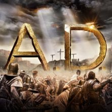 A.D.The Bible Continues: la locandina della serie