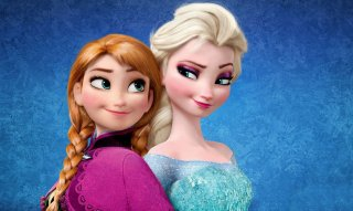 Elsa e Anna, le eroine di Frozen