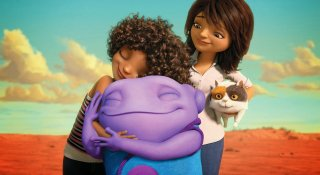 Home - A Casa: un abbraccio tra Tip, Oh, Lucy e Pig