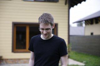 Citizenfour: Edward Snowden in una scena del documentario