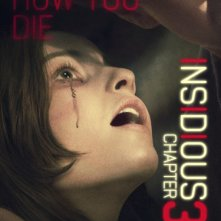 Insidious: Chapter 3 - Nuovo poster dell'horror seriale