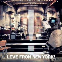 Locandina di Live From New York!