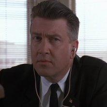 I segreti di Twin Peaks: David Lynch in una scena della serie
