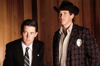 Twin Peaks: Kyle MacLachlan e Michael Ontkean