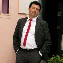 Ameluk: Mimmo Mancini, regista e protagonista del film, in una scena