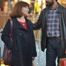 L'amore non perdona: Ariane Ascaride con Helmi Dridi in una scena del film