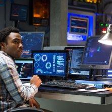 The Lazarus Effect: Donald Glover nel ruolo di Niko in un'immagine del film