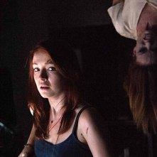 The Lazarus Effect: Sarah Bolger in un'agghiacciante scena del film horror