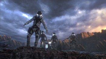 Fantastic 4 - I Fantastici Quattro: i protagonisti in azione