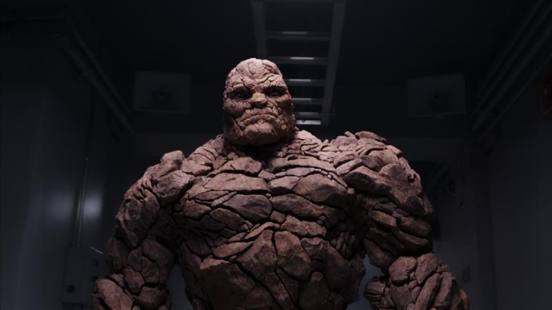 Fantastic 4: Jamie Bell trasformato in La Cosa