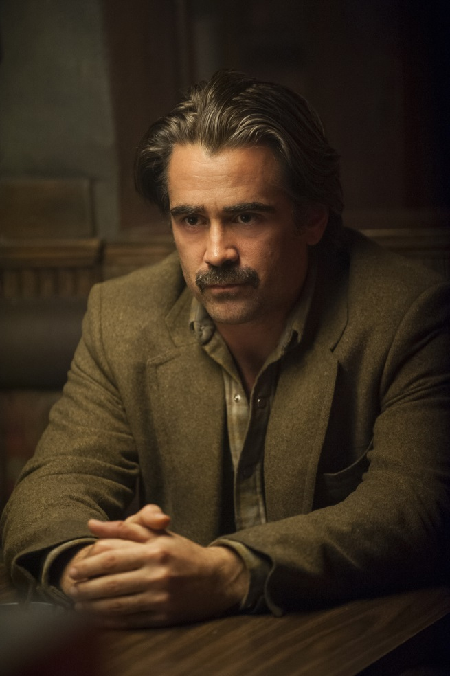 True Detective: Colin Farrell nella serie interpreta Ray Velcoro