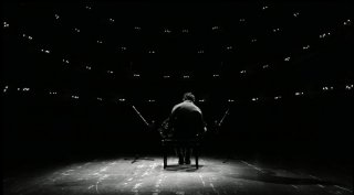 Wenn aus dem Himmel... Quando dal cielo...: una scena del documentario musicale
