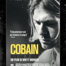 Locandina di Kurt Cobain: Montage of Heck