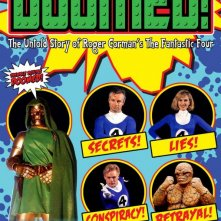 Locandina di Doomed: The Untold Story of Roger Corman's the Fantastic Four