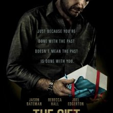 The Guft: Jason Bateman nella locandina del film