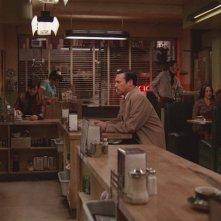 Mad Men: Jon Hamm interpreta Don Draper in una scena dell'episodio Severance