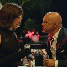 Le vacanze del piccolo Nicolas: Valérie Lemercier con Luca Zingaretti in un momento del film