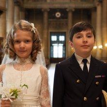 Le vacanze del piccolo Nicolas: Mathéo Boisselier la piccola Chann Aglat in una scena